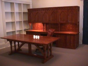 MilledgevilleCredenza